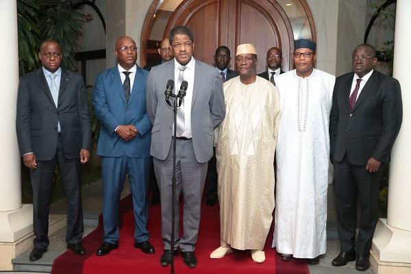 Côte d'Ivoire : CEDEAO, UA et Nations Unies en mission sur les mutineries, tensions sociales et risques sur la relance économique