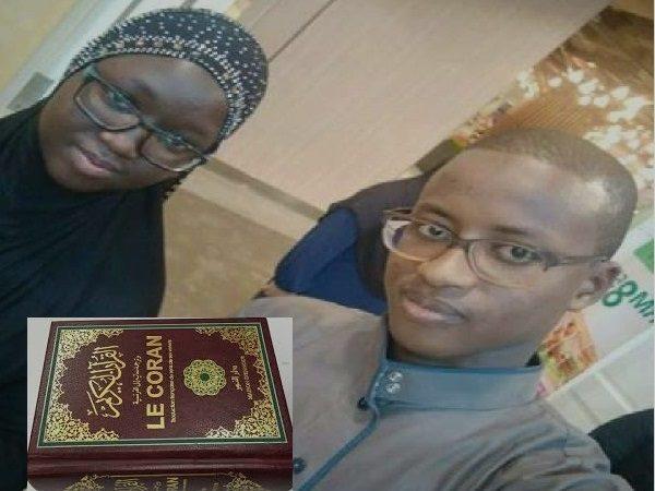 Malaisie : Deux Sénégalais, Mouhamed M. Diallo, 1er,  et  Mame Diarra Ngom, 3ème, sur le podium d'un concours international de Coran