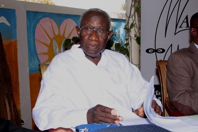 Histoire Générale du Sénégal des origines à nos jours (HGS) : La prise en charge du budget du Projet par l'Etat annoncée par Pr.  Iba Der THIAM