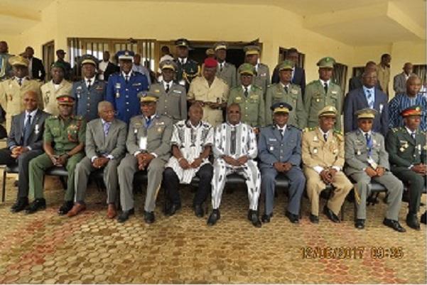 Le Conseil International Du Sportif Militaire honore la CEDEAO, malgré l'accalmie notée dans son instance sportive