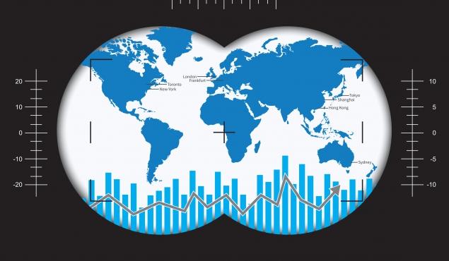Croissance mondiale :   Le FMI table désormais sur 3,5% en 2017