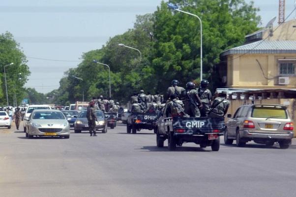 Tchad : 262 personnes de diverses nationalités interpellées dans le cadre d'un contrôle de routine
