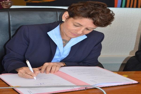 Lancement officiel du PDTE : le pourquoi d'un projet réaliste, selon Mme Louise Cord, Directrice des Opérations de la Banque mondiale pour le Sénégal