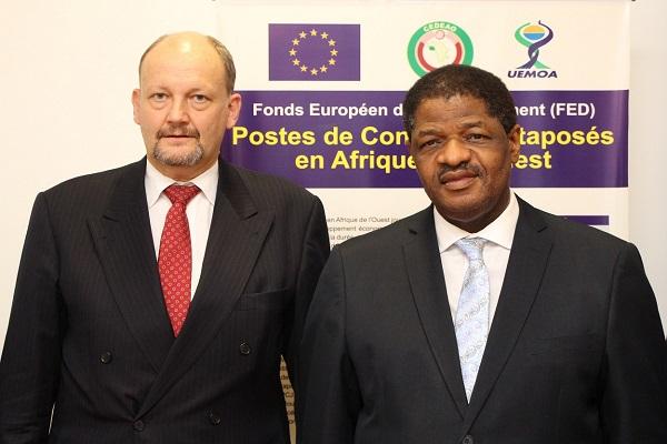 CEDEAO : fin de mission pour Michel Arion à Abuja, l'excellence des relations avec l'UE soulignée
