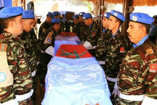 Nouveaux incidents en Centrafrique : un Casque bleu marocain tué par les membres de groupes d'auto-défense