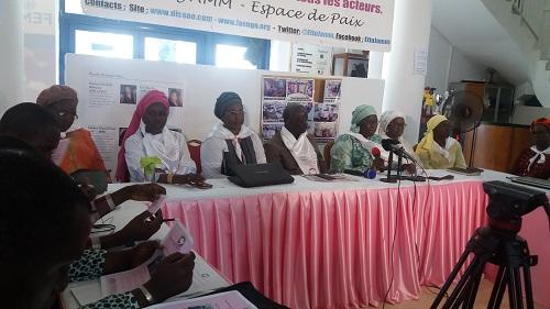 L'ouverture d'un dialogue post-électoral :   Un appel lancé par la Plateforme de Veille des Femmes pour la Paix et la Sécurité