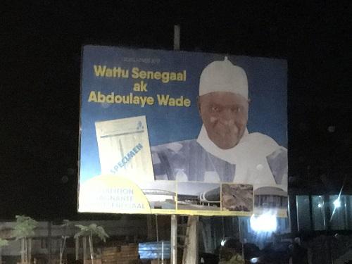 A quelques jours de clôture de la campagne des législatives 2017 : La destruction des affiches fait rage en banlieue