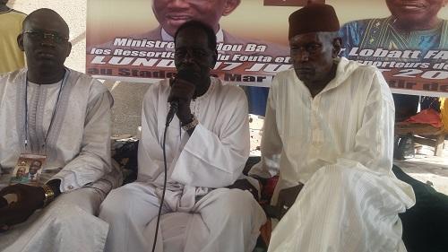 En soutien à Amadou Bâ, tête de liste de Benno Bokk Yaakar à Dakar : Lobatt  Fall appelle à une mobilisation  des transporteurs et ressortissants de Fouta