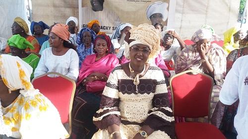 Yoff : Maïmouna Ndoye Seck promet une majorité confortable  à Macky Sall