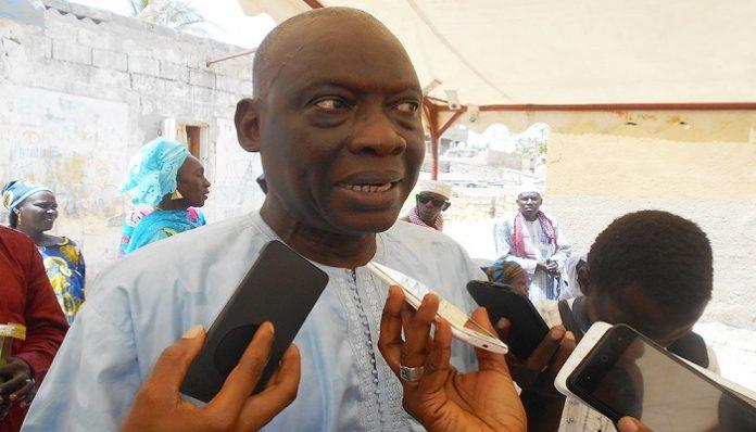 Moussa Touré, tête de liste nationale CET/JARIÑ SAMA REEW : « Nous sommes une démocratie en recul »