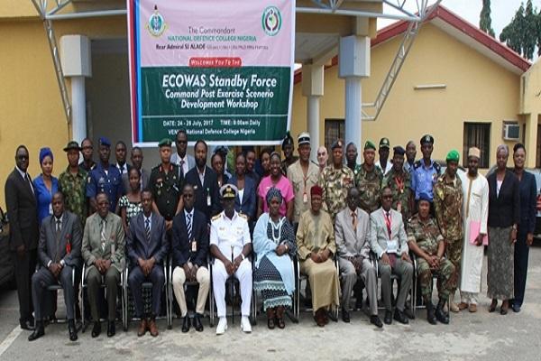 Paix et Sécurité la CEDEAO entreprend des exercices de renforcement