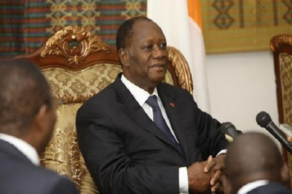 Cote d'ivoire: Alassane Ouattara, appelle les membres de l'alliance politique au pouvoir à « rester unis »