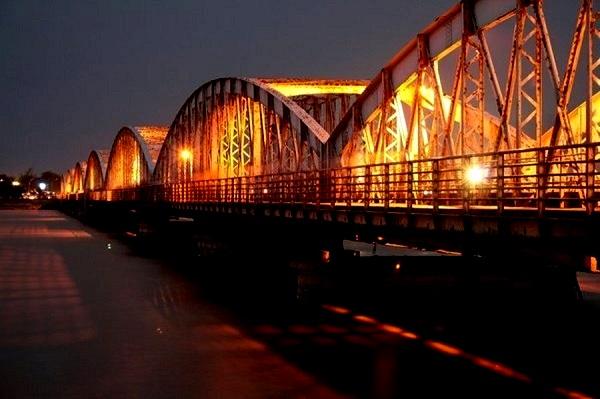 Découverte : Saint-Louis du Sénégal, promenade sur le Pont Faidherbe