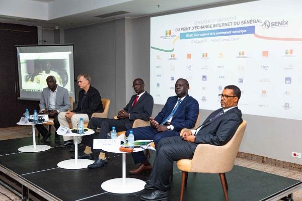 Vers une souveraineté dans les Télécoms' : le Sénégal inaugure un nouveau centre de routage de l'internet