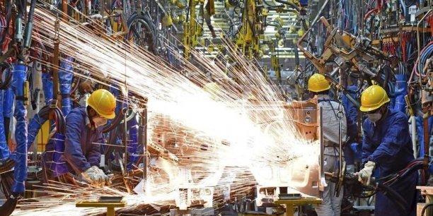 Production industrielle : Baisse des prix en juin 2017