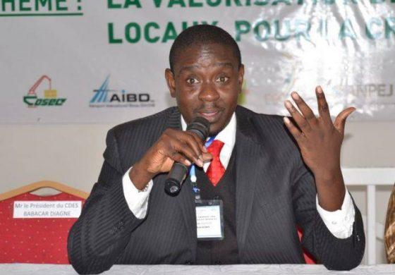 Fonds d'investissement domestique petro-gaz : Le secteur privé sénégalais doit impulser le débat économique, selon  Babacar Diagne du CDES
