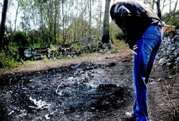 Horreur au Bénin : le corps d'un homme non identifié découvert calciné à Klouékanmè