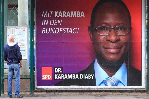 Législatives allemandes: un Sénégalais, naturalisé Allemand, premier député noir, en lutte contre le racisme
