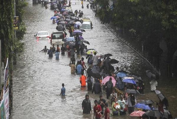 Inde-Népal-Bangladesh : une mousson historique fait plus de 1 000 morts