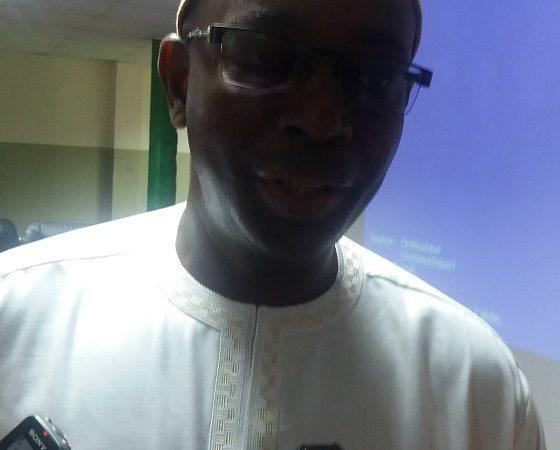 Lamine Mbaye, coordonnateur du projet ADUPES à propos des crevettes profondes :  « 2500 tonnes  sont pêchées et entièrement exportées »