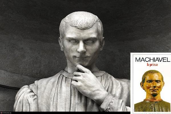 Machiavel n'était pas machiavélique… mais ces petits  princes africains, si ! Ils le sont !