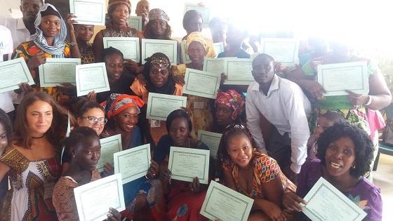 Éducation des enfants en déficience auditive :  Hann Mariste  abrite un cadre d'accueil