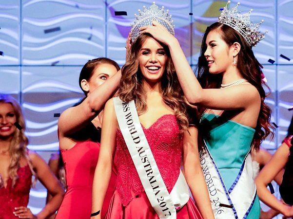 Islamophobie : Esma Voloder, Miss Australie, candidate à Miss Monde, critiquée à cause de son appartenance religieuse