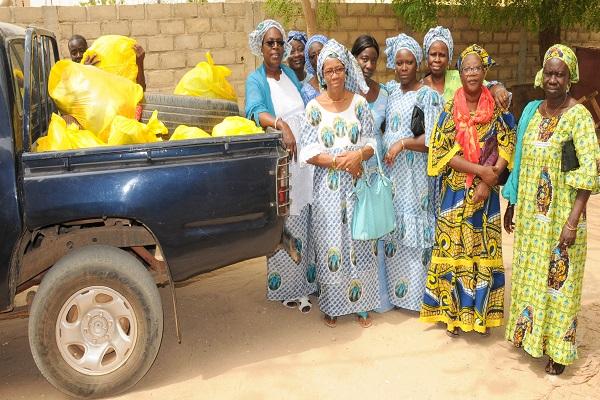 Premières Journées Foraines des Femmes Catholiques de Dakar à la Place de l'Obélisque