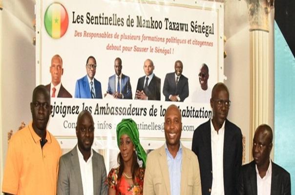 Appel au dialogue du président Macky : Manko Takhawu Sénégal crache dessus et exige la libération sans condition de Khalifa Sall