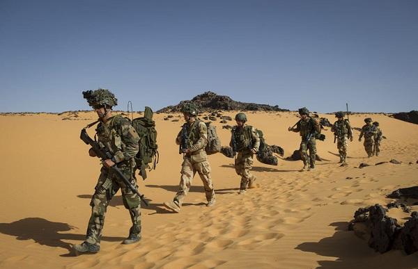 Défense : Les Etats-Unis vont réduire le nombre de leurs militaires en Afrique