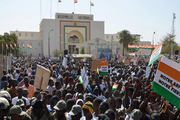 Niger : violents heurts entre policiers et manifestants, la société civile crie au sabotage