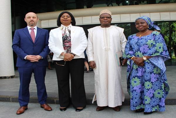 Droit international humanitaire : la CEDEAO, CICR examinent la mise en œuvre des traités en Afrique de l'ouest