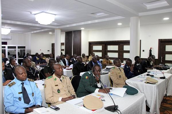 CEDEAO : 40 membres de la Force intermédiaire en formation de cinq jours à Abuja