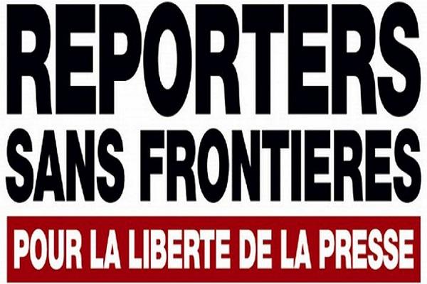 L'ONG Reporters sans frontière alerte : La transparence est sous  menace !