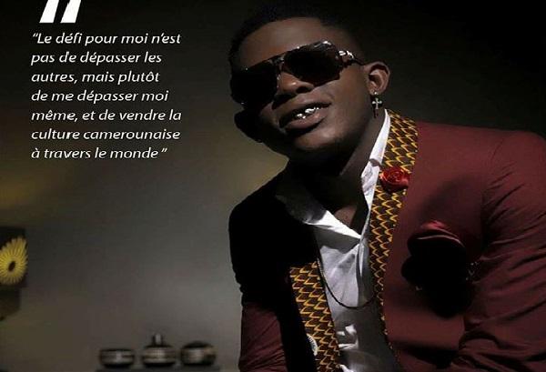 Musique : Tenor, un jeune artiste camerounais qui signe chez les grands