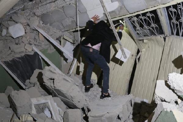 Séisme en Irak, Iran et Turquie : Plus de 210 morts et 1700 blessés