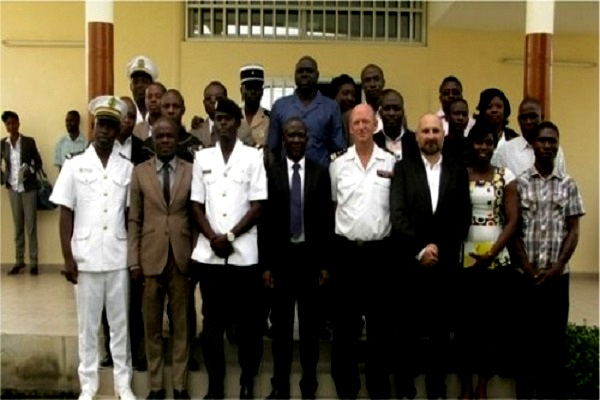 Pêche illicite : pour faire face à la recrudescence des activités,  le Togo et le Bénin forment des inspecteurs