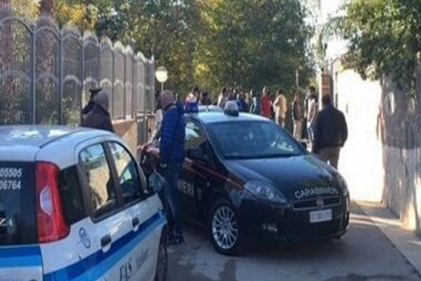 Naples (Italie) : Un jeune gambien tué d'une balle dans la bouche, dans un camp de réfugiés