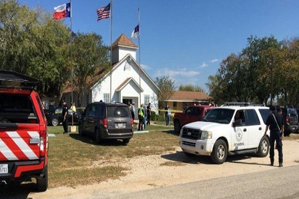Etats-Unis : une fusillade fait au moins 27 morts dans une église au Texas.