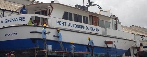 Construction et réparation navales : Le groupe français Piriou  et Frères s'implante à Dakar