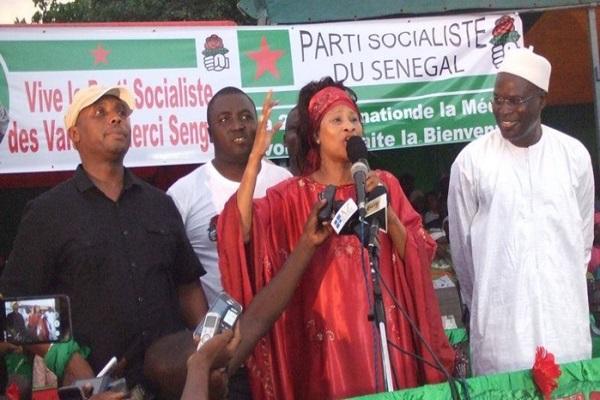 Les dissidents exclus — Parti socialiste