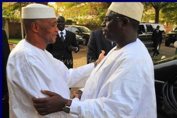 Son retour au Mali prévu dimanche : L'ancien président ATT magnifie la téranga sénégalaise et exprime sa gratitude à Macky