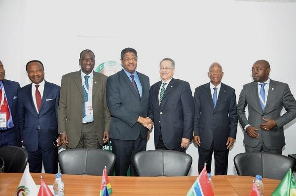 CEDEAO signe deux protocoles d'accord respectivement avec l'UCCA et le groupe ACP