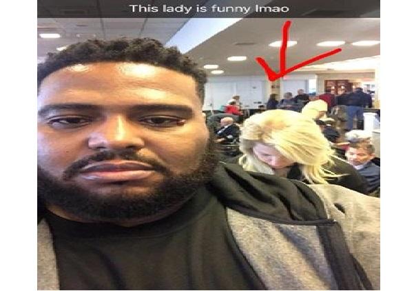 Aéroport Ronald Reagan de Washington : Une femme raciste s'en prend à un musicien afro-américain pour un vol de première classe