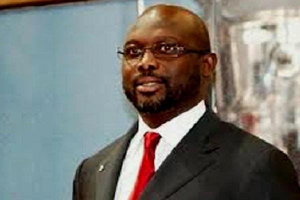 Libéria : Georges Weah élu nouveau président avec plus de 61% des voix