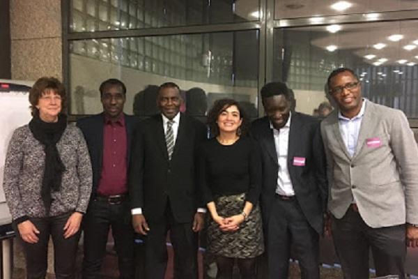 Initiative de Résurgence du Mouvement Abolitionniste en Mauritanie :  Journée de travail pour Biram Dah Abeid et IRA-Pays-Bas