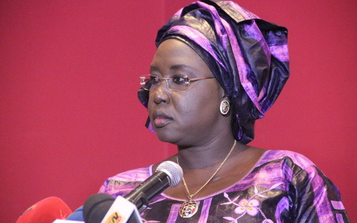Maïmouna Ndoye Seck, ministre des transports aériens :« AIDB va transformer l'économie  sénégalaise »