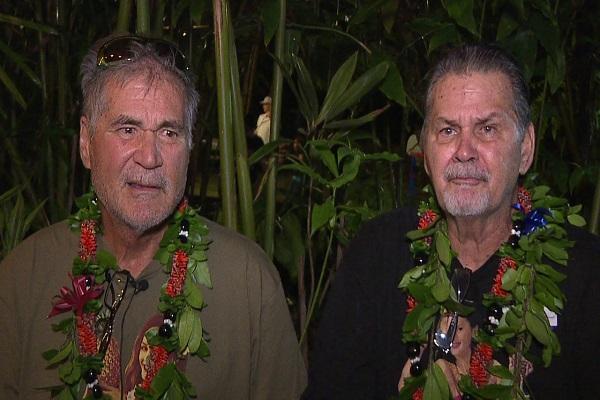 Amis depuis 60 ans, ils se découvrent demi-frères — Insolite