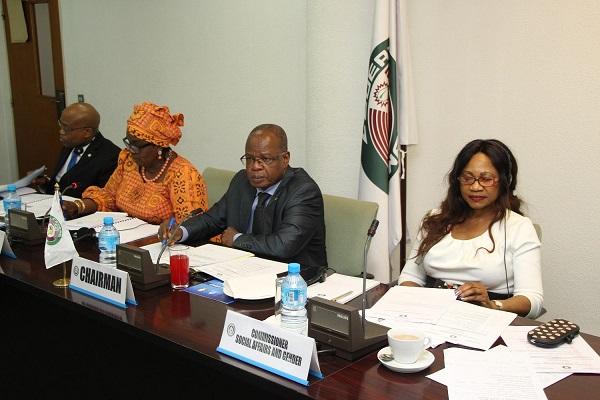 Paix, santé, sécurité, …le Conseil Médiation et Sécurité de la CEDEAO passe en revue les questions régionales jugées pertinentes