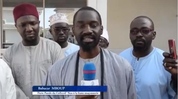 Déclaration de la Mosquée inachevée de l'Aéroport Dakar-Yoff